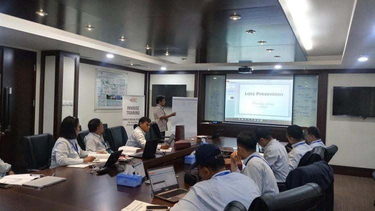 Loss Prevention & Safety Culture Training – PT PLN (Persero) P3B