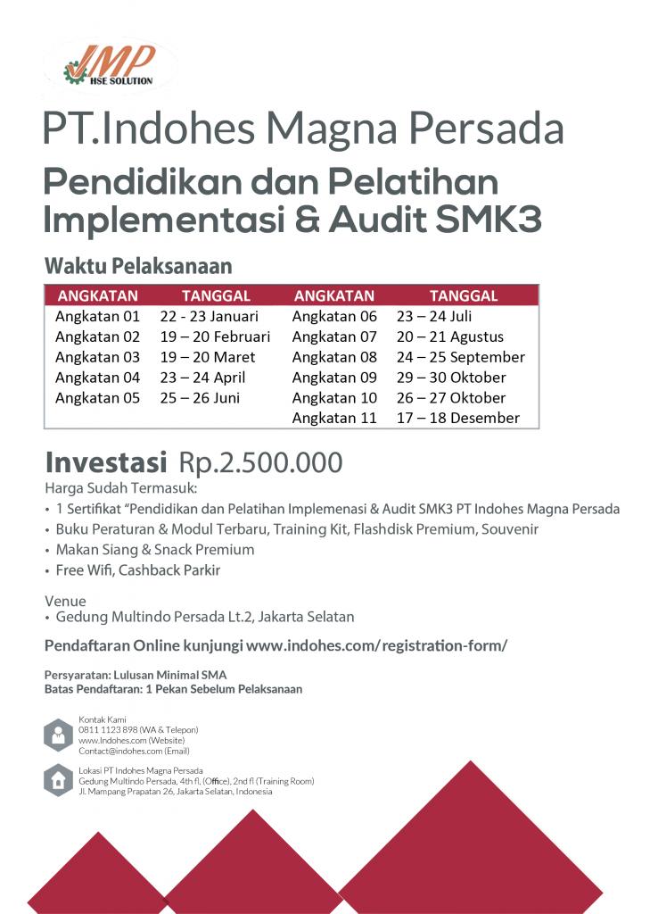 Implementasi & Audit SMK3