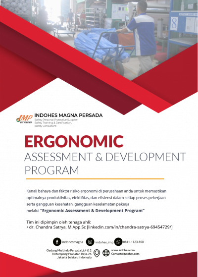 Ergonomic Assessment & Development Program