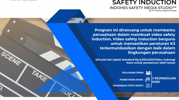 MENGENAL LEBIH JAUH TENTANG VIDEO SAFETY INDUCTION