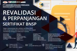 Revalidasi BNSP