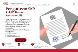 Pengurusan SKP Ahli K3