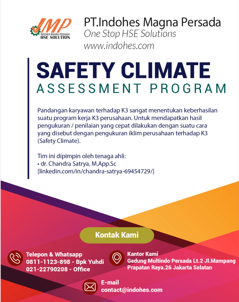 Safety Climate Assessment
