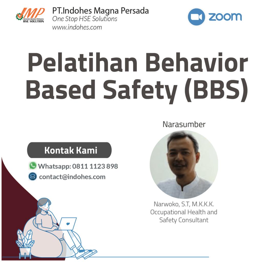 Pelatihan Behavior Based Safety, pelatihan keselamatan dan kesehatan kerja, pelatihan k3
